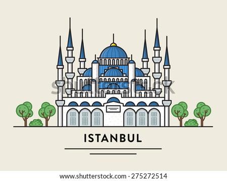 istanbul turkey detailed