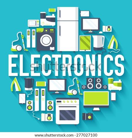 home electronics appliances