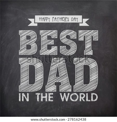 stylish text best dad in the
