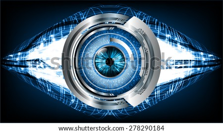 blue eyeball future technology