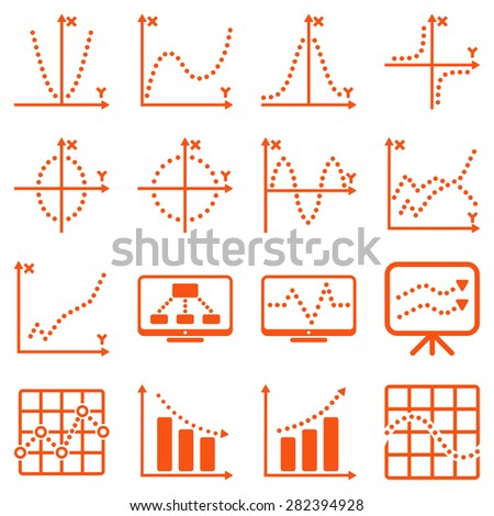 dotted vector infographic