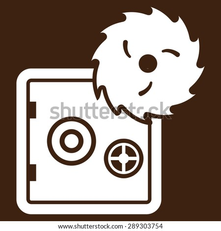 hacking theft icon from