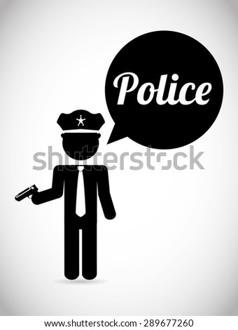 justice icon design over white