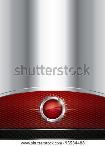 abstract background  metallic