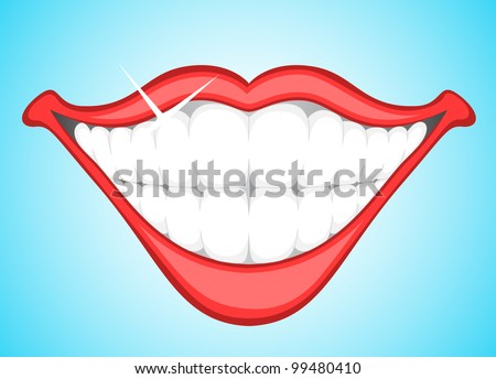 Dog Smiling With Teeth Clip Art Smiling Teeth Clip Art