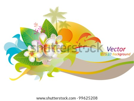 multicolor background with