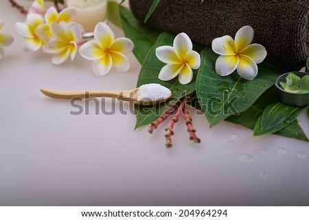 A Frangipani and Spa