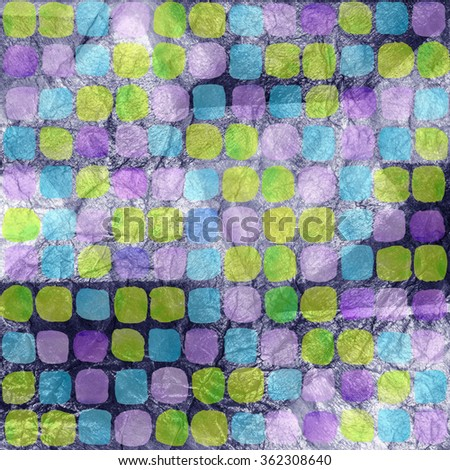 Abstract artistic Background. modern geometrical abstract background. Watercolor abstract art. Abstract texture paper. modern abstract art design - stock photo