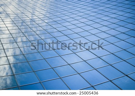abstract background of  office building for design