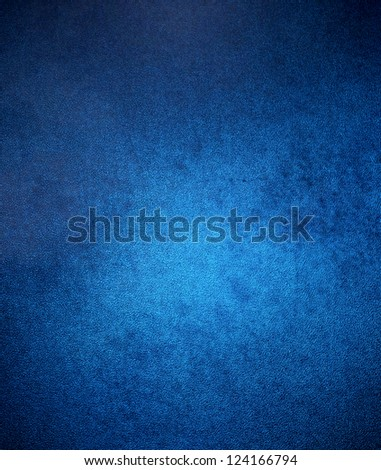abstract blue background of elegant dark blue vintage grunge background texture black on border with light center blank for luxury brochure invitation
