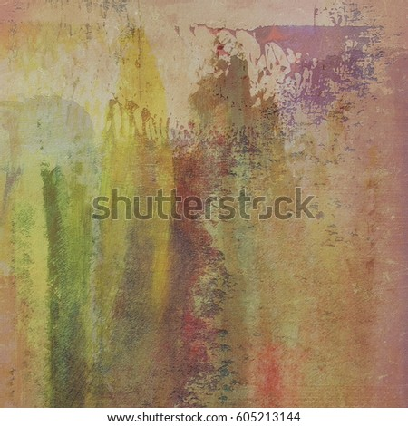 abstract white grunge brush strokes oil paint background and texture