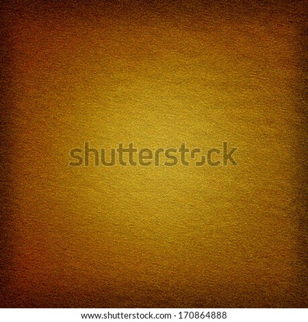abstract yellow fabric texture background