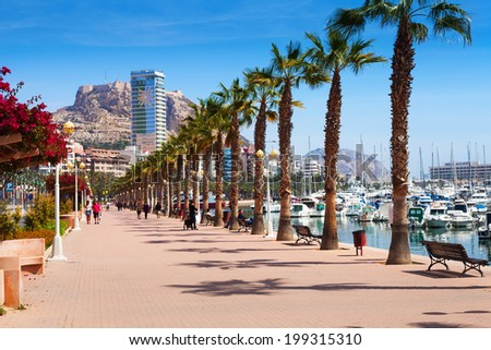 Alicante spain stock images royalty free images vectors shutterstock - Stock uno alicante ...