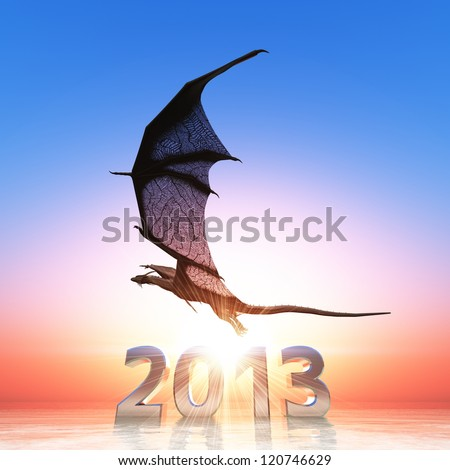 2013 and dragon