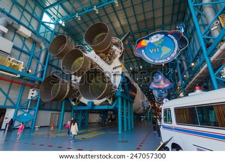 kennedy space center apollo exhibit - photo #9