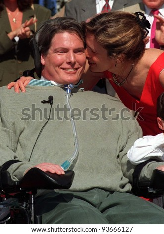 Christopher Reeve And Jane Seymour
