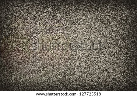 Artificial stone detail with vignette for  Grunge Background