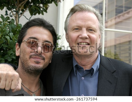 26 August 2004 - Culver City, California - Scot Baio and Jon Voight. 'Superbabies: Baby Geniuses 2' film premiere at the Sony Pictures Studios in Culver City.