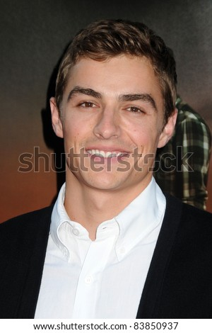 "17 August 2011 - Hollywood, California - Dave Franco. ""Fright Night"" Los Angeles Special Screening held at Arclight Cinemas. Photo Credit: Byron Purvis/AdMedia"