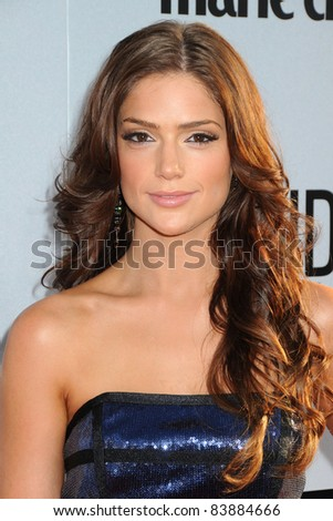 "16 August 2011 - Hollywood, California - Janet Montgomery. ""Our Idiot Brother"" Los Angeles Premiere held at Arclight Cinemas. Photo Credit: Byron Purvis/AdMedia"