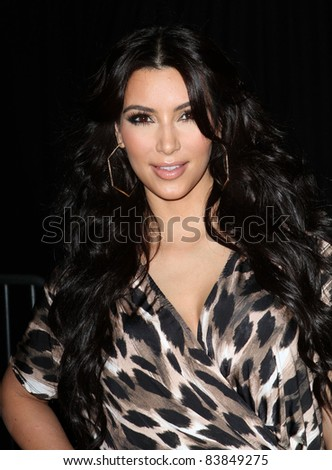 17 August 2011 - Hollywood, California - Kim Kardashian. Kardashian Kollection Launch Party Held at The Colony. Photo Credit: Kevan Brooks/AdMedia