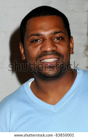 17 August 2011 - Hollywood, California - Mekhi Phifer. Verizon / LG Revolution 4G LTE Launch Event held at The Sayers Club. Photo Credit: Byron Purvis/AdMedia - stock photo
