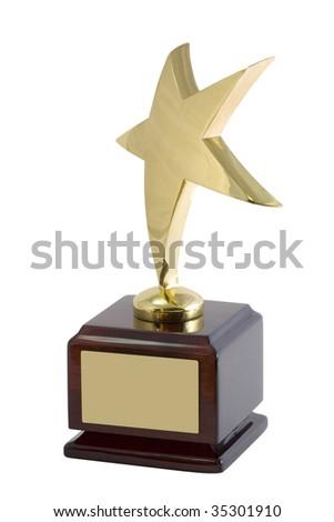 award - stock photo