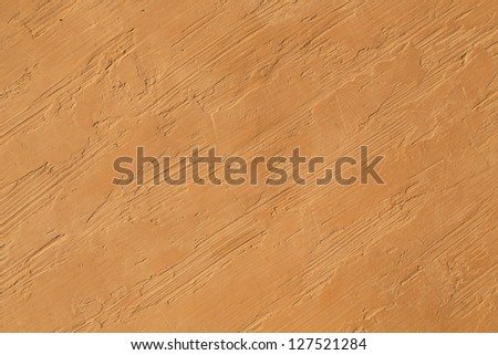background, Light beige modern stucco texture - stock photo