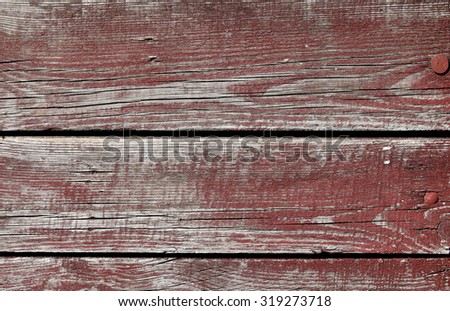 background vintage texture old wood with traces of cracks
