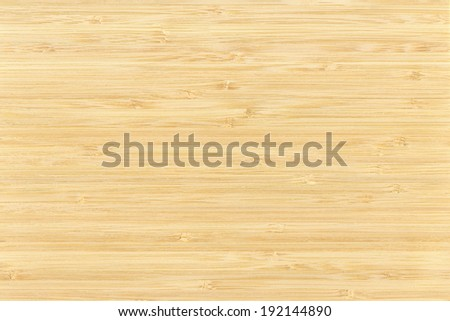 Bamboo. High resolution natural wood texture, no scratches, no dust. - stock photo