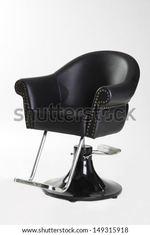barber chair  - stock photo