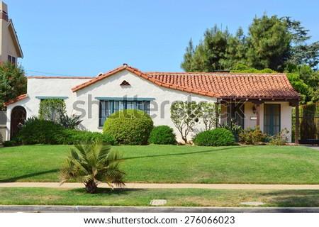 Beautiful Home In The Santa Monica City, California.