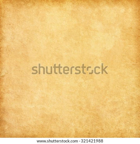 Beige paper background. Grungy old paper - stock photo