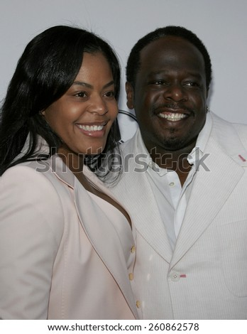 06/10/2006 - Bel Air - Cedric The Entertainer at the Chrysalis' 5th Annual Butterfly Ball  held at Italian Villa Carla and Fred Sands in Bel Air, California, United States.
