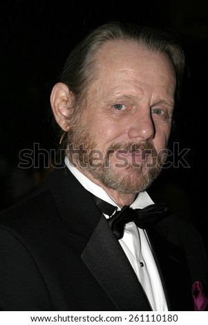 02/12/2005 - Beverly Hills - Bill Sanderson at the 9th Annual Art Directors Guild Awards at Beverly Hilton Hotel.