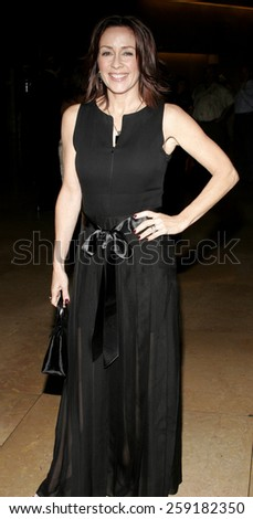 11/19/2005 - Beverly Hills - Patricia Heaton at the Diamond Jubilee Spirit of Hollywood Awards at the Beverly Hilton Hotel in Beverly Hills , California, United States.  - stock photo