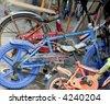 bikes - stock photo