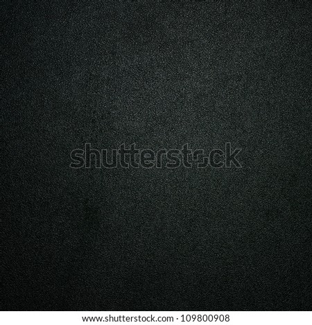 Black texture - stock photo