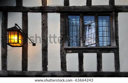 British Cottage - stock photo