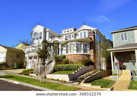 California Dream Houses and estates in Los Angeles, CA.