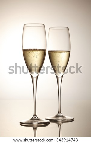 Champagne Sparkling wine