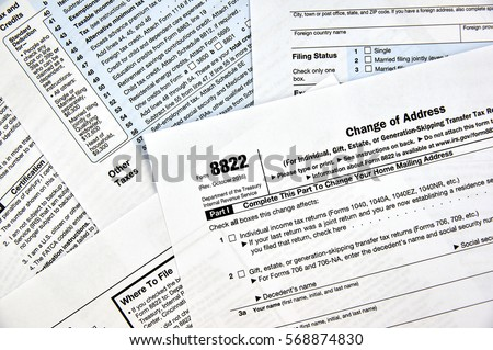 Income Tax Form Stock Photos RoyaltyFree Images  Vectors