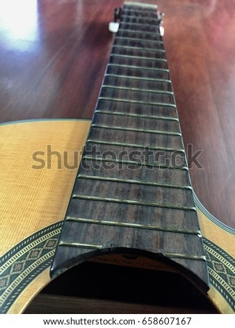 Classic Guitars , Changing classical guitar strings, Acoustic classical guitar.