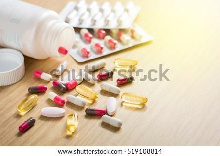 Medications c o d