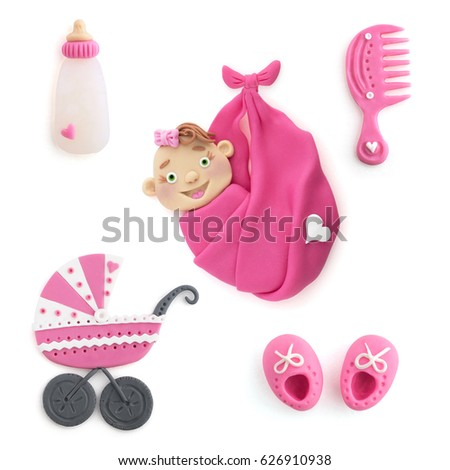 Kids shoes stock images royalty free images vectors for 3d baby room design