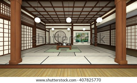 japanese-style room stock photos, royalty-free images & vectors