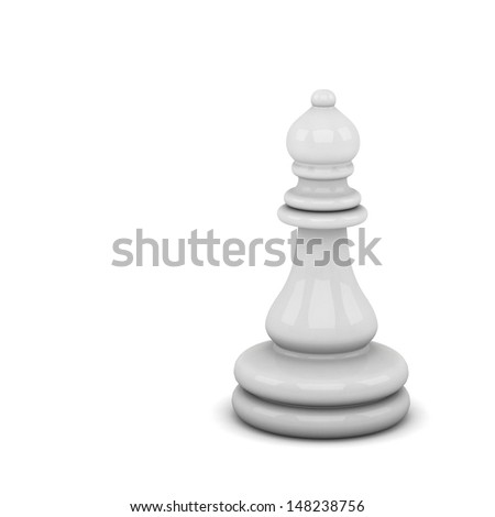 3d chess pieces