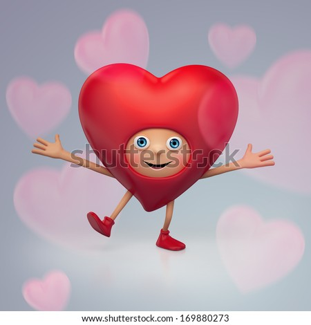 3d Heart Clipart Stock Images, Royalty-Free Images & Vectors ...