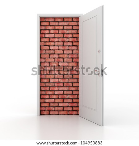 3d door no way out