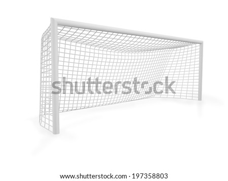 how to draw a soccer goal wikihow